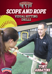 Softball: Scope and Rope - Visual Hitting Drills