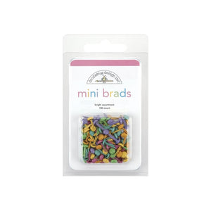 Mini bards Doodlebugs Colores Pastel
