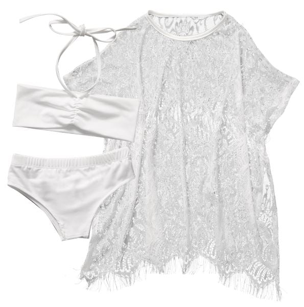 Beach Bae Swimsuit & Cover Up