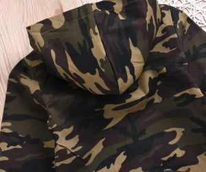 Lightweight Camo Jacket