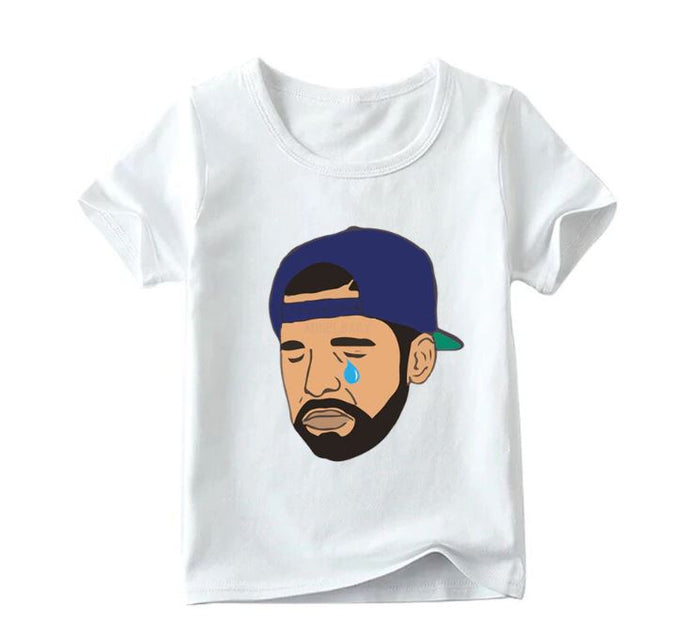 Cry Face Drizzy Tee