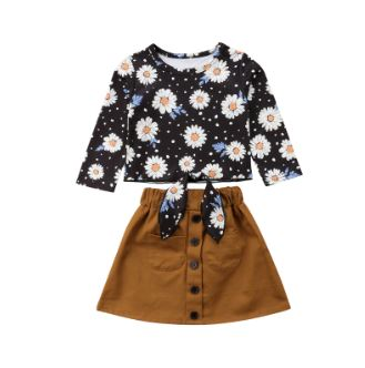 Flower Hippie Outfit