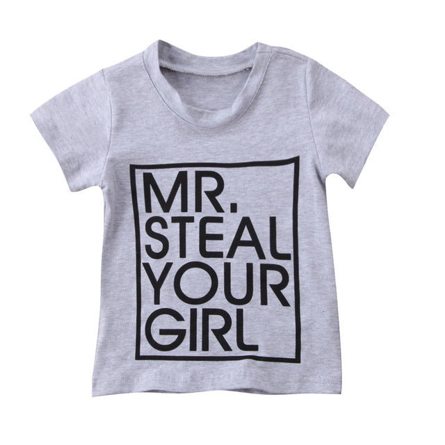Mr Steal Your Girl Tee