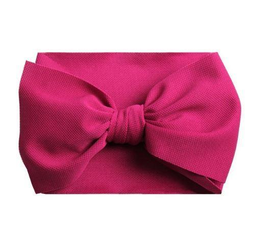 Messy Turban Bows (Valentines Collection)