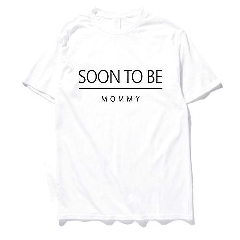 Soon To Be Mommy Tee