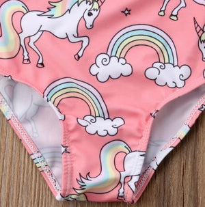 Unicorns & Rainbows Swimsuit
