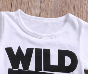 Wild Child Tee & Pants Set