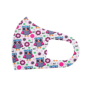 Kids Printed Face Mask (2pck)
