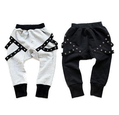 Punk Rock Harlem Pants