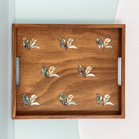 Tea Leaves Tray