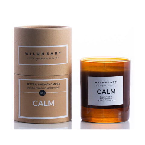 Calm Spa Candle (160g)