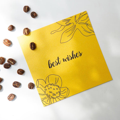 Gift Card - Best Wishes