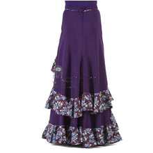 "Flamenco skirt, ""HIEDRA"""