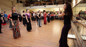 Flamenco intensive workshops, all levels
