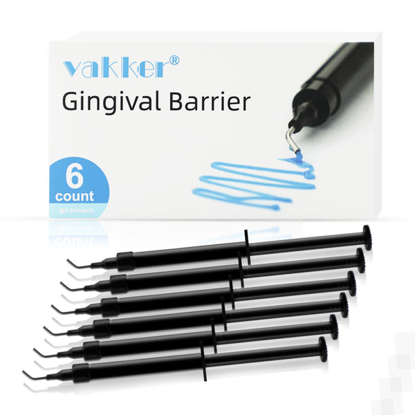 gingival barrier gel, gum protection gel, gum barrier