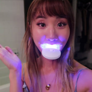how to do teeth whitening
