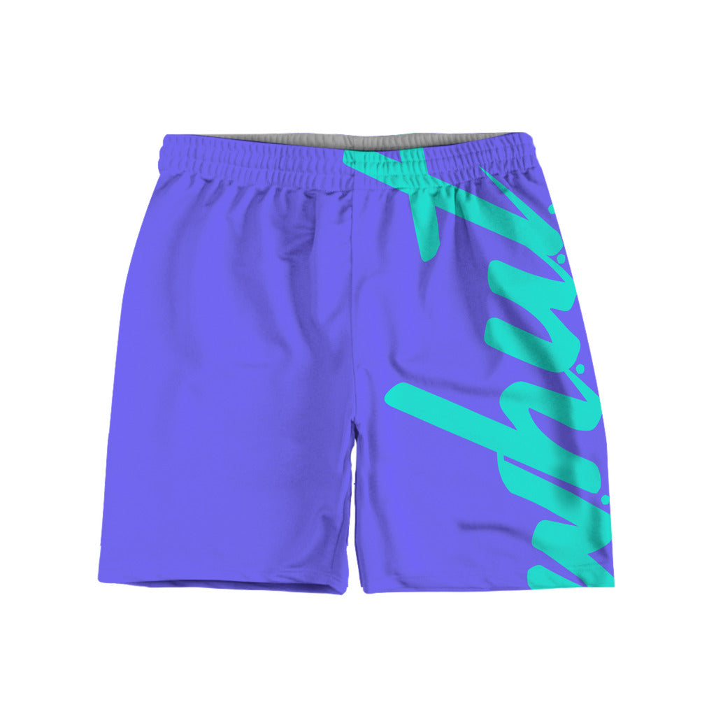 Blurple Sport Shorts