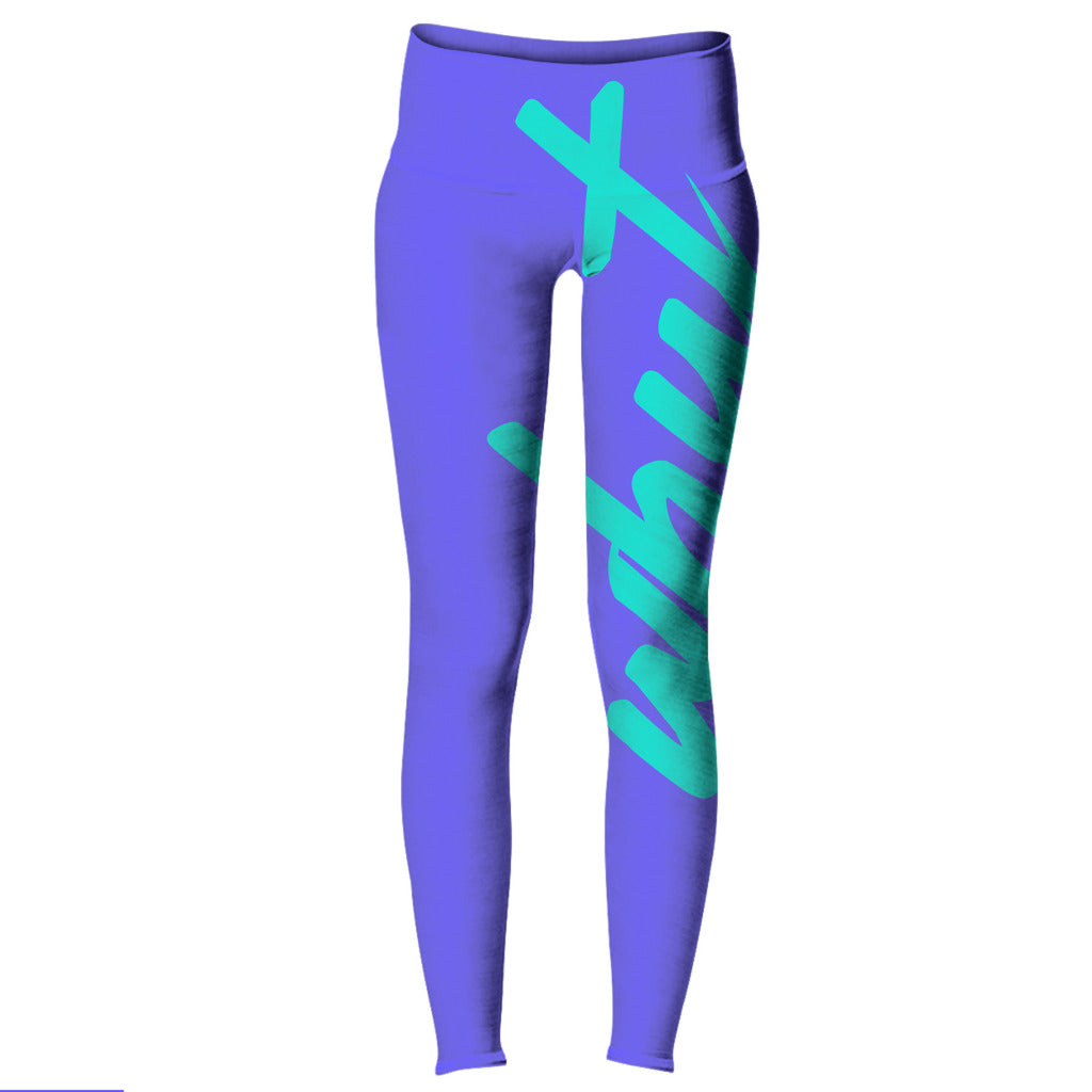 Blurple Yoga Pants