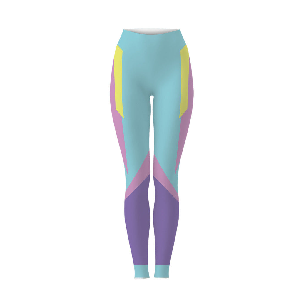 Retro Sweat Leggings