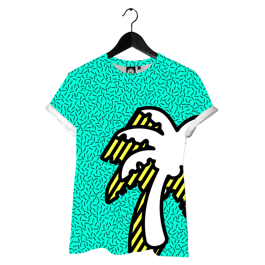 Palm Daze Ladies Tee