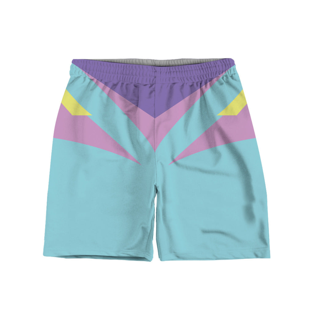 Retro Sweat Sport Shorts