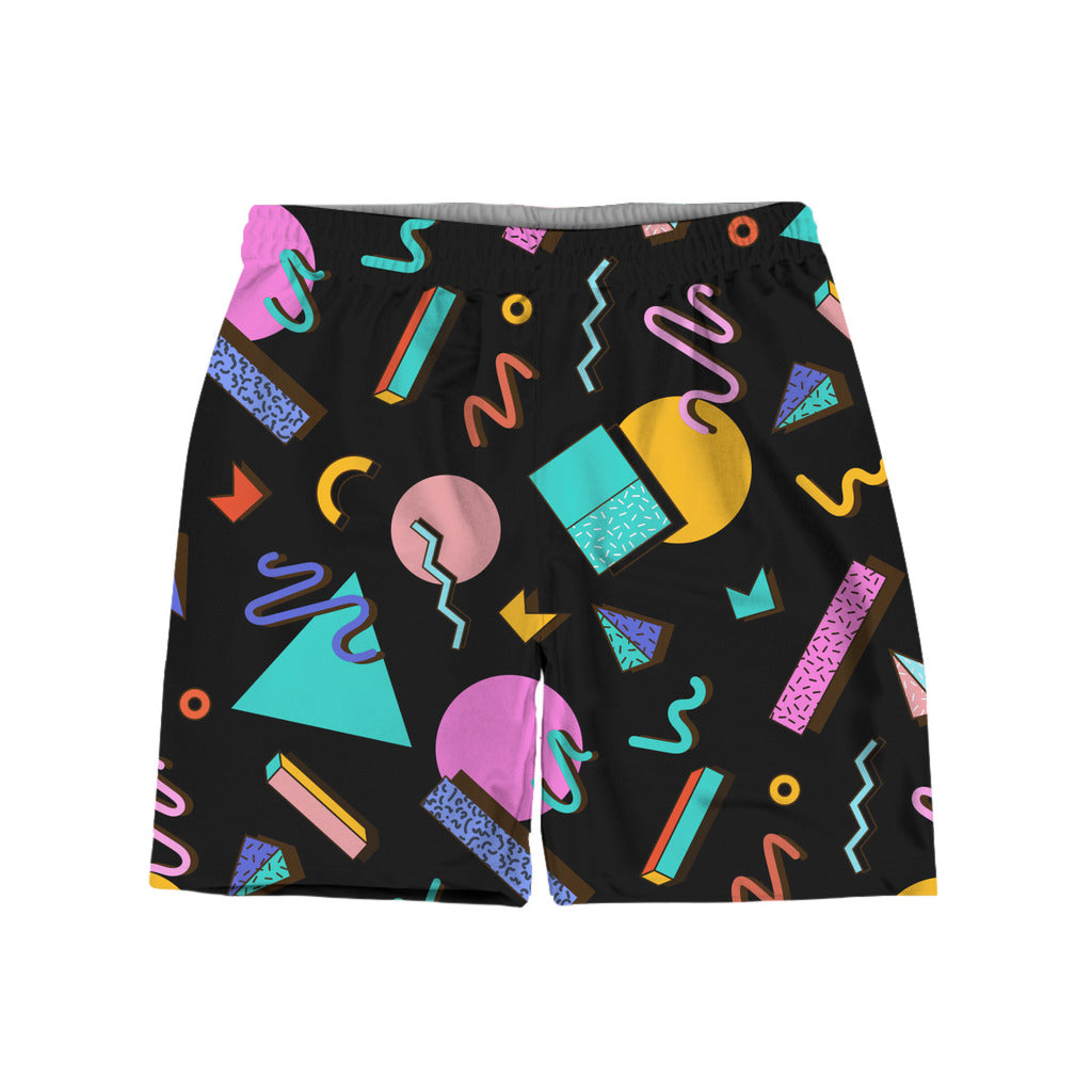 Saved By Sport Shorts (Black)