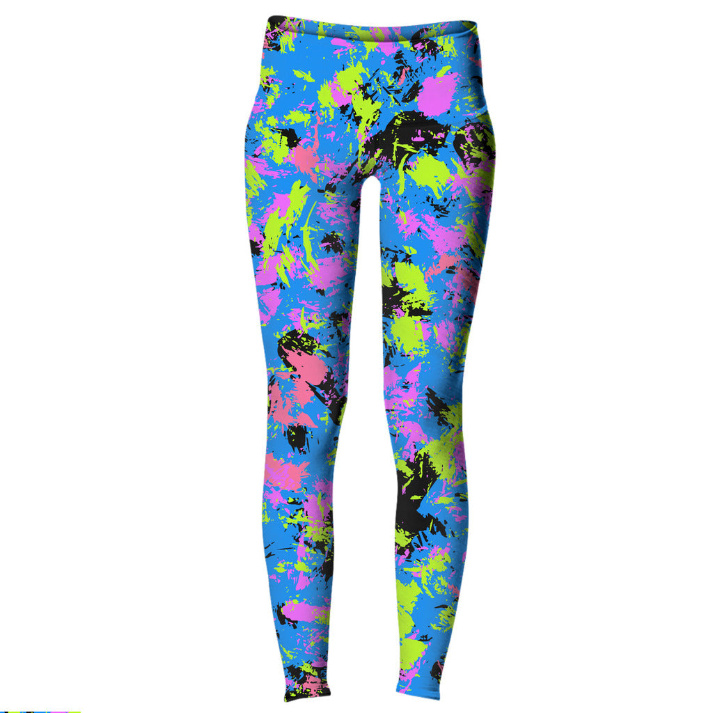 Fresh Prints Yoga Pants