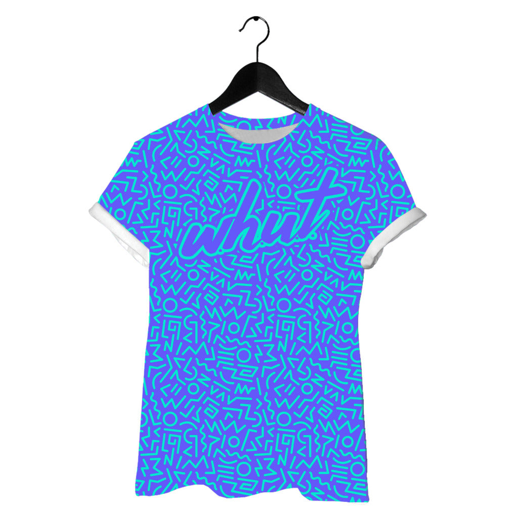 Blurple Ladies Tee