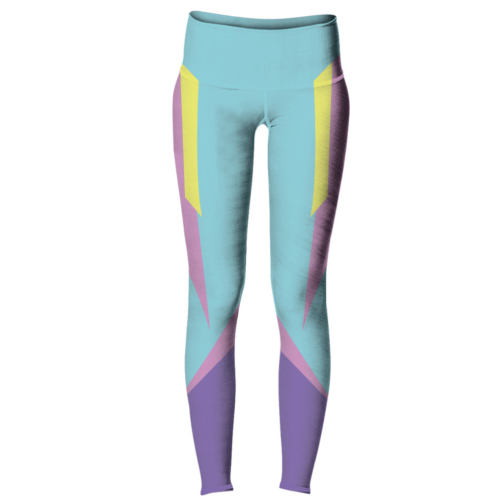 Retro Sweat Yoga Pants