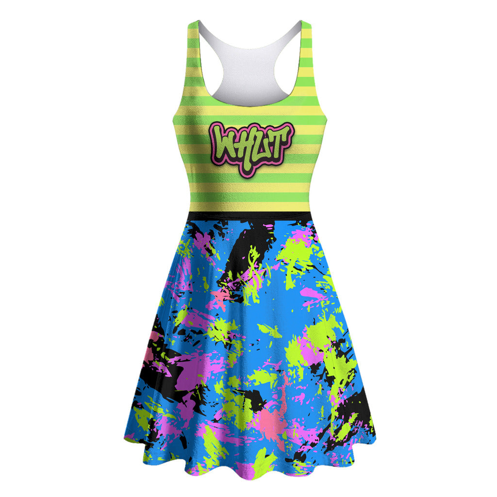 Fresh Prints Skater Dress