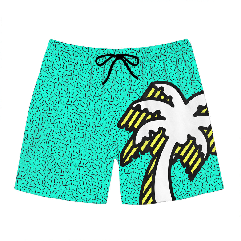 Palm Daze Swim Shorts