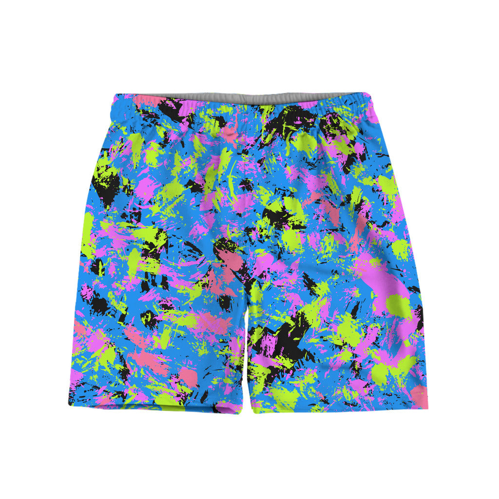 Fresh Prints Sport Shorts