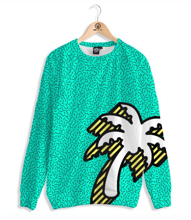 Palm Daze Sweatshirt