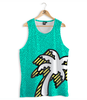 Palm Daze Tank Top