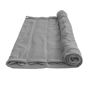 Weighted Dream Blanket Washable Weight Adjustable 12 lb Large Size Hug Patrol