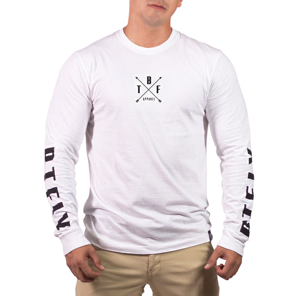 Mens Indie Long Sleeve T Shirt