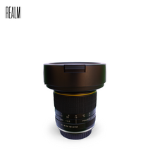 8mm F/3.0 DSLR Ultra Fisheye Lens - REALM DISTRIBUTION