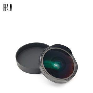 43mm 0.3x Fisheye Lens - REALM DISTRIBUTION