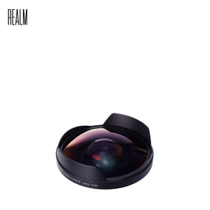 58mm 0.3x Fisheye Lens - REALM DISTRIBUTION