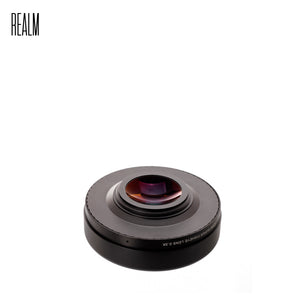 62mm 0.3x Fisheye Lens - REALM DISTRIBUTION