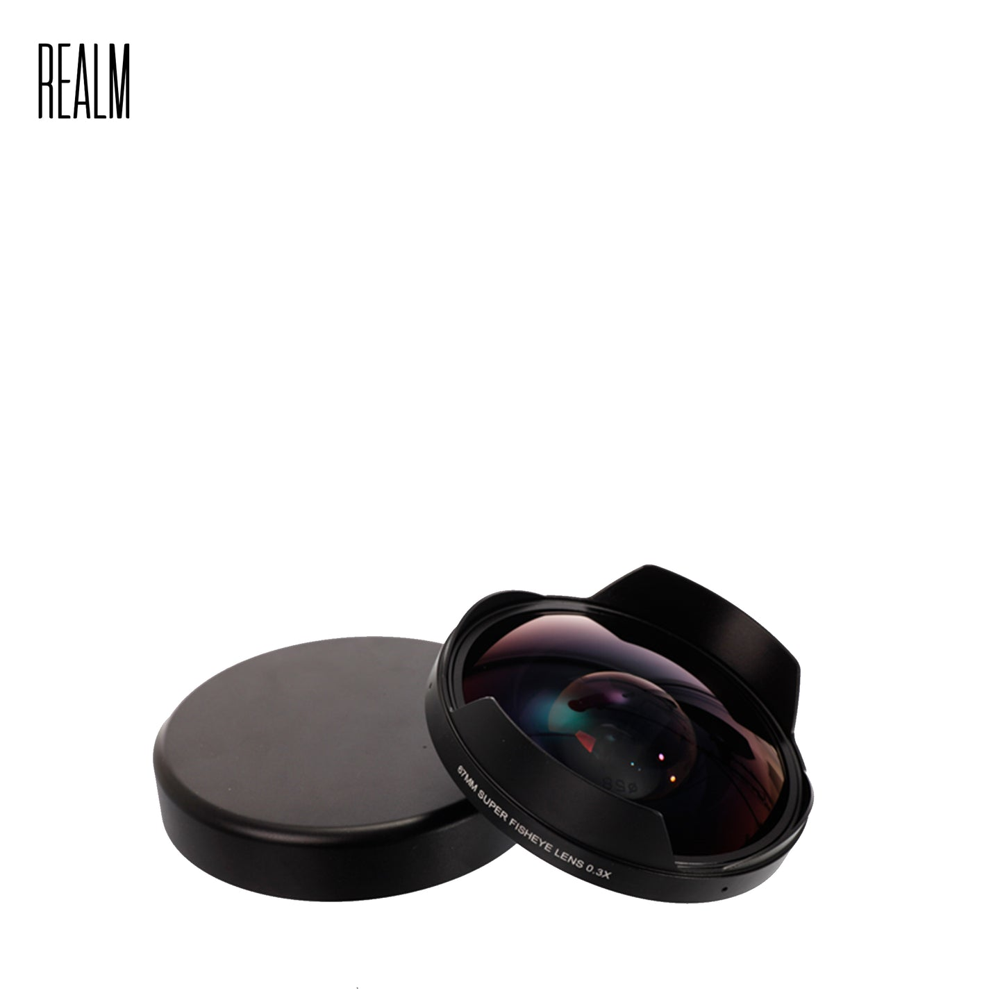 67mm 0.3x Fisheye Lens - REALM DISTRIBUTION
