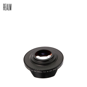 72mm 0.3x Fisheye Lens - REALM DISTRIBUTION