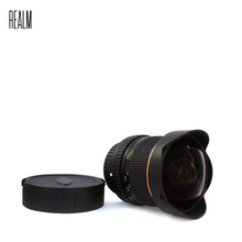 8mm F/3.5 Fisheye Lens - REALM DISTRIBUTION