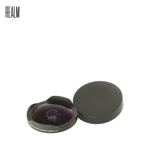 37mm 0.3X Fisheye Lens - REALM DISTRIBUTION