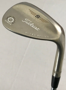 Titleist Vokey Design SM4 56* Wedge True Temper Dynamic Gold Stiff Flex