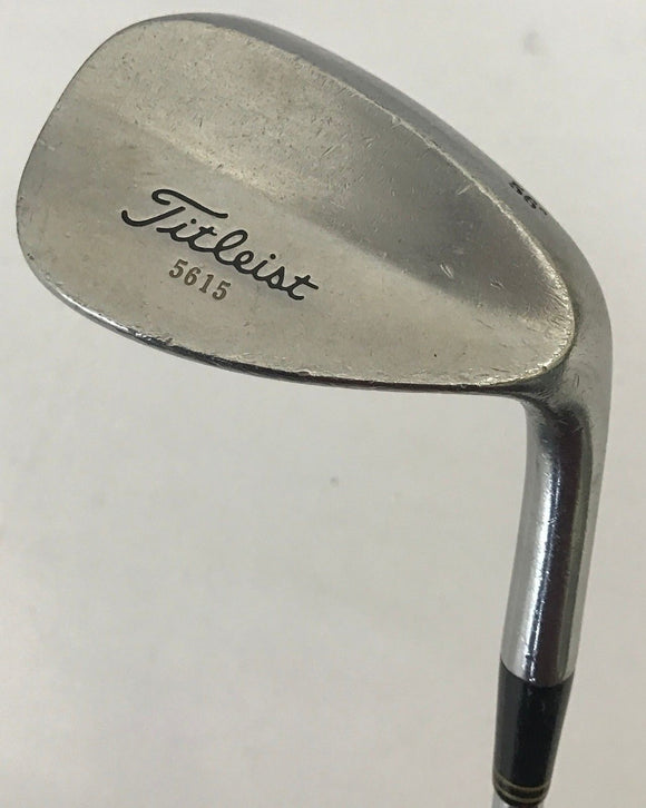 Titleist 5615 56* Wedge True Temper Dynamic Gold Steel Wedge Flex