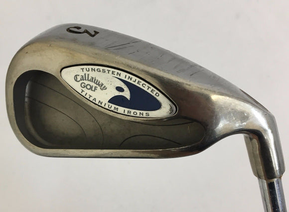 Callaway Hawk Eye VFT 3 Iron True Temper Dynalite Steel Regular Flex