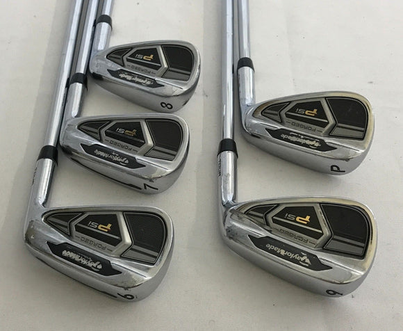 Taylormade PSi Tour Iron Set 6-PW True Temper Dynamic Gold Steel Stiff Flex