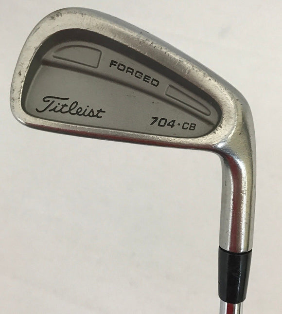 Titleist 704.CB Forged 6 Iron NS Pro Steel Stiff Flex