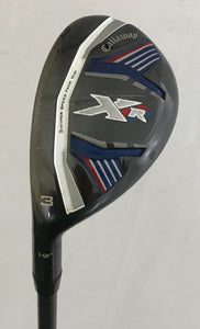 Left Handed Callaway XR 19* 3 Hybrid Project X 5.5 Regular Flex